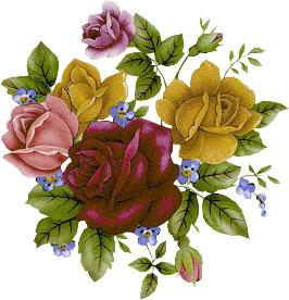 Легенды о розах