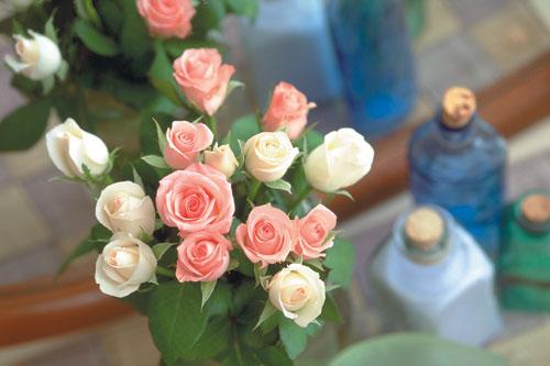 «Цветешь, как роза!»